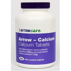 Arrow - Calcium, Calcium supplements, TAB × 250