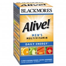 Blackmores Alive Men's Multivitamin, Daily Energy