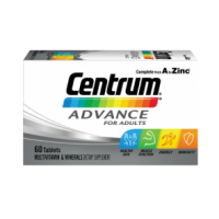 Centrum ADVANCE for adults, Multivitamin & Minerals, Dietary Supplement