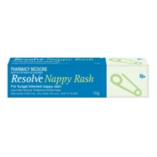 Resolve Nappy Rash 15g