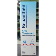 Bepanthen Scar Treatment, Helps Visibly Reduce scars, 20g